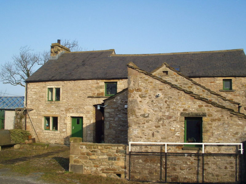 Newfield barn