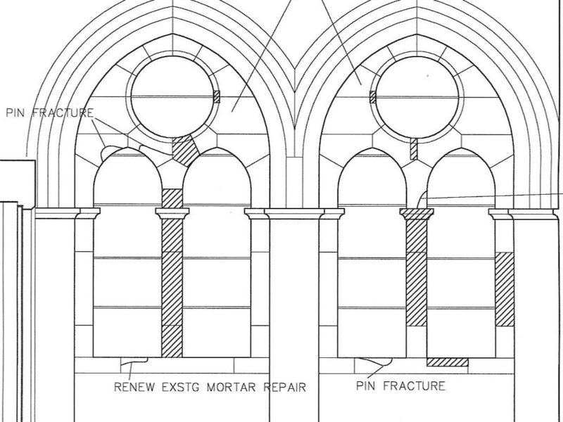Church Window Repairs