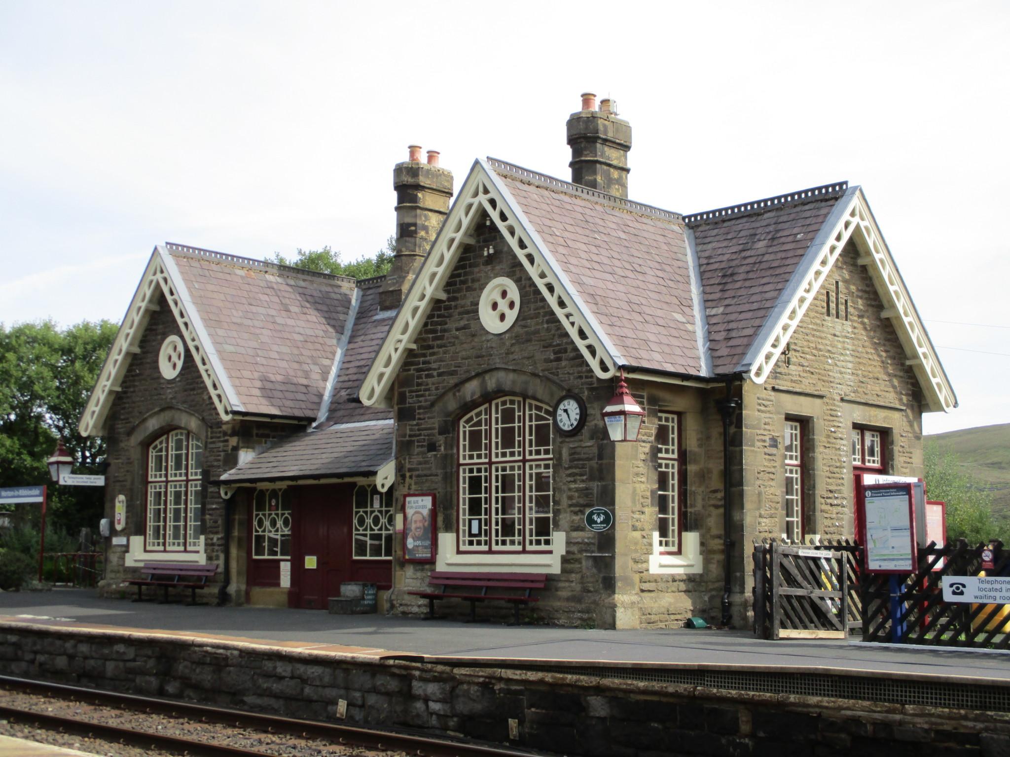 SETTLE – CARLISLE RAILWAY