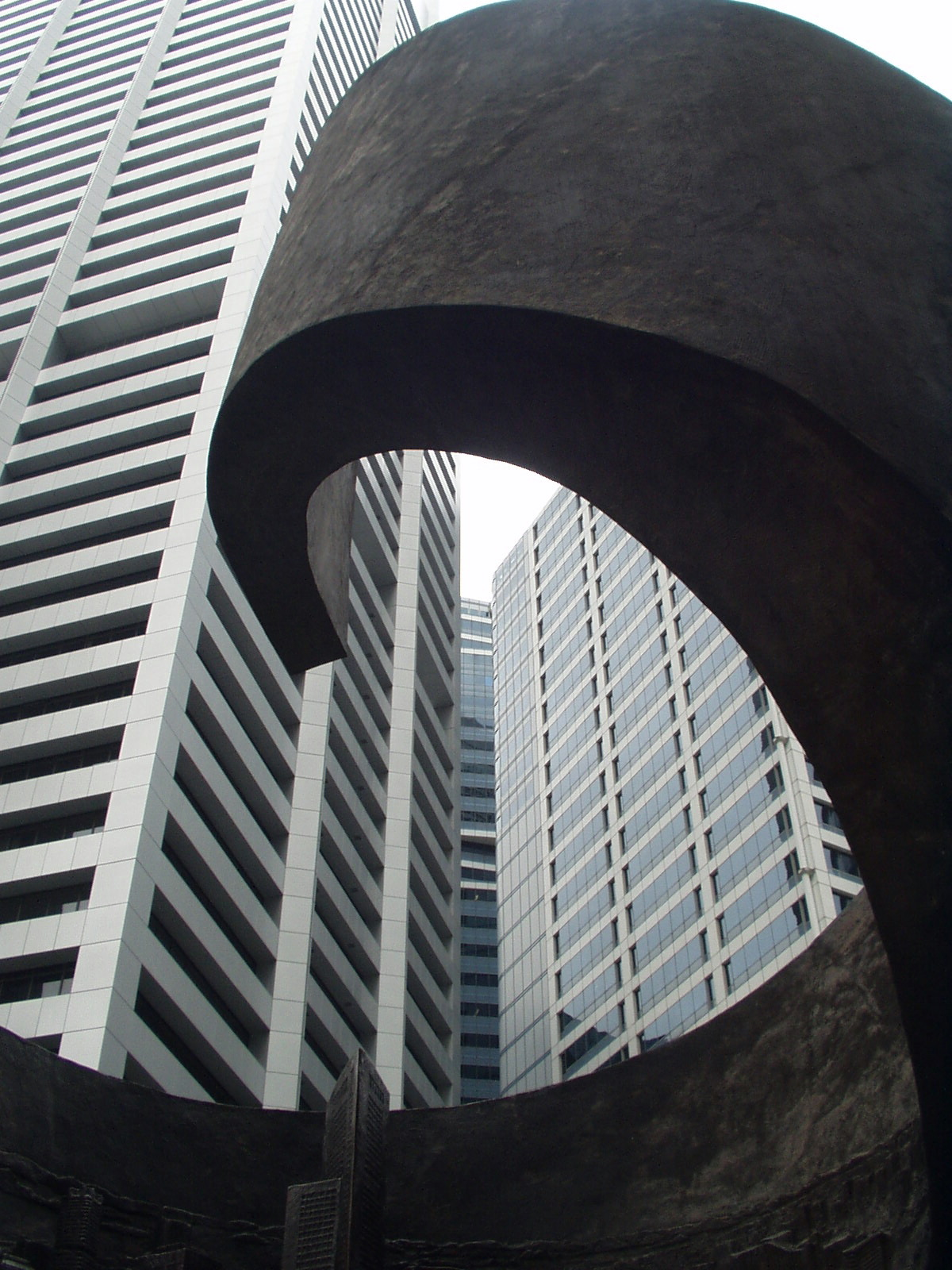 Mystery Buildings